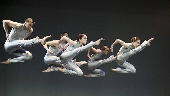 La prestigiosa Martha Graham Dance Company. Foto: Archivo.