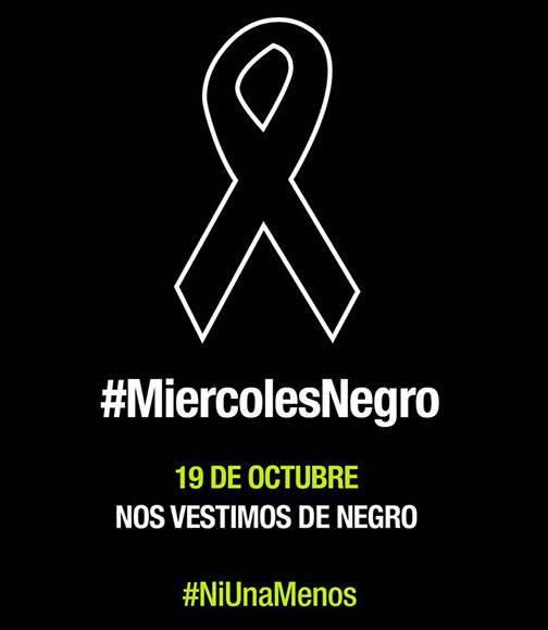 #miercolesnegro