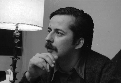 Miguel Enríquez, fundador del Movimiento de Izquierda Revolucionaria de Chile, creado en 1965 por estudiantes y obreros para emprender una revolución socialistaFoto Tomada de www.memoriachilena.cl