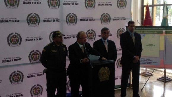 El ministro de defensa de Colombia destacó que el Estado sigue comprometido con el proceso de paz con las FARC-EP. | Foto: @mindefensa