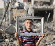 Los niños y niñas palestinas sufren uno de los conflictos contemporáneos más prolongados. Foto: Archivos.