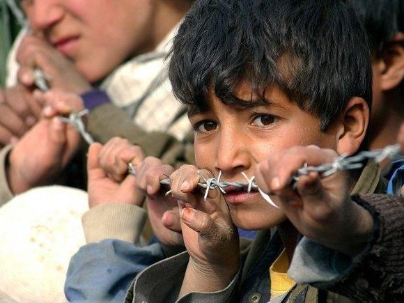 La crisis de refugiados pone en estado de vulnerabilidad a miles de niños y niñas. Foto: Archivo.