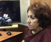 Paquita de Armas, periodista y crítica. Foto: María del Carmen/ Cubadebate.