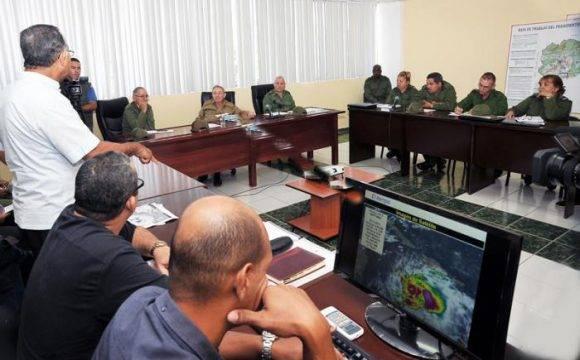 Raúl en Guantánamo: Lo principal en esta fase es prepararse