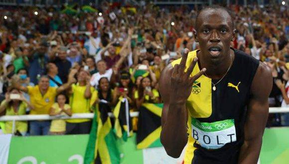 Usain Bolt. Foto: Reuters.