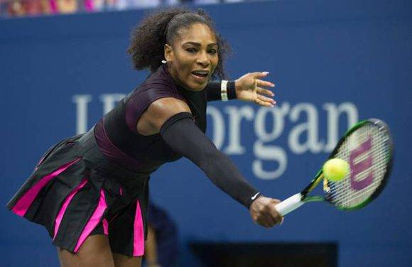 Serena Williams. Foto: AFP.