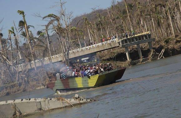 Río Toa. Foto: Ismael Francisco/Cubadebate