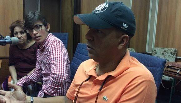 Rudy Mora, destacado realizador cubano. Foto: María del Carmen Ramón/ Cubadebate.