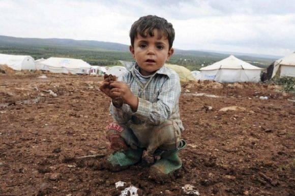 Según UNICEF, más de dos millones de infantes necesitan ayuda psicológica debido a la guerra en Siria. Foto: Archivo.