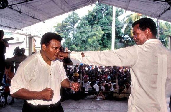 Stevenson vs Alí: Una pelea que alimenta el mito