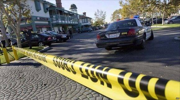 Nuevo tiroteo en Estados Unidos deja tres personas fallecidas y 10 heridas. Foto: BBC.