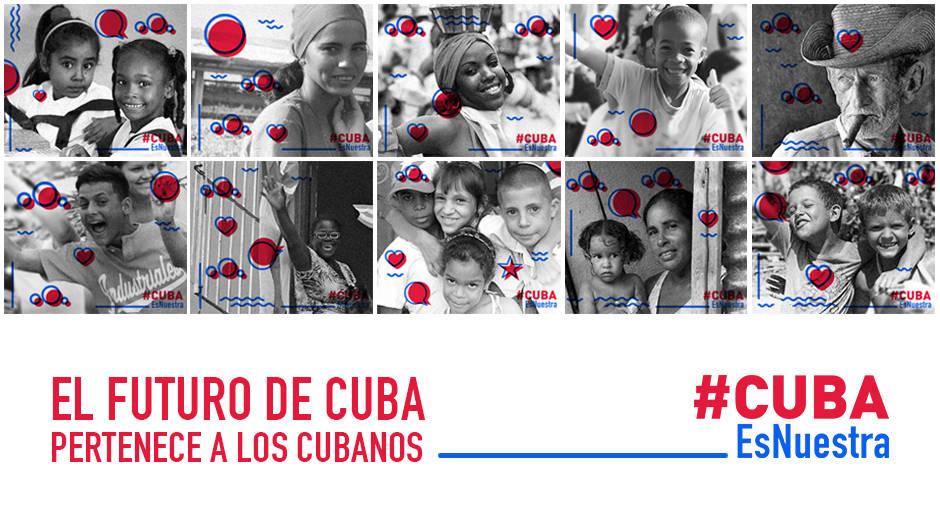 Dígalo alto y claro #CubaEsNuestra | Cubadebate