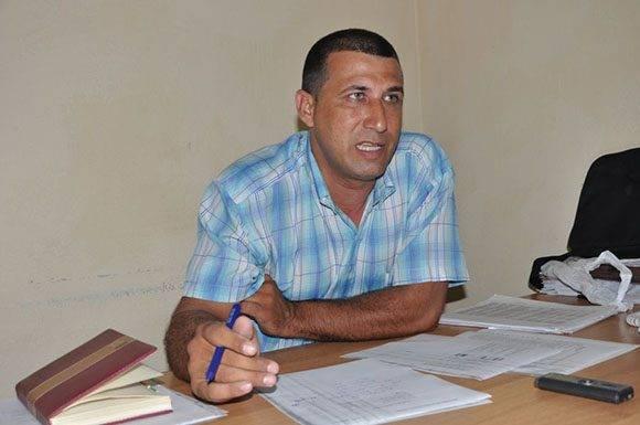 Todavía son altos los niveles de subdeclaración, considera Osmani Alcorta. (Foto: Vicente Brito/ Escambray)
