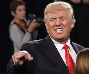 Donald Trump. Foto: AP