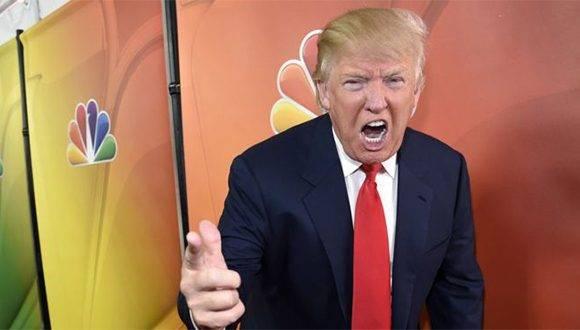 Desde que Donald Trump se postulara el 16 de junio de 2015 a la nominación republicana para las elecciones ha sobrevivido a todos los escándalos generados por él mismo.Foto: AP.