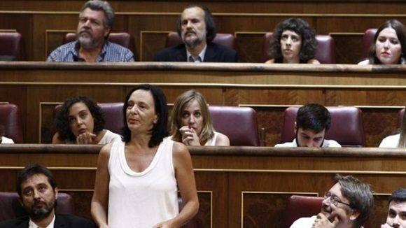 Unidos Podemos propone un cambio de fondo a la ley electoral española. | Foto: La información.