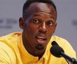 El multicampeón olímpico, Usain Bolt, dona 10 millones de dólares a los afectados por Matthew en Haití. Foto: Action Images.