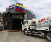 Venezuela envía ayuda humanitaria a Baracoa (Foto: Correo del Orinoco)