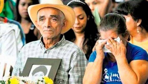 Quienes más muertos pusieron en la guerra apoyaron más el Acuerdo. Foto: El Espectador.