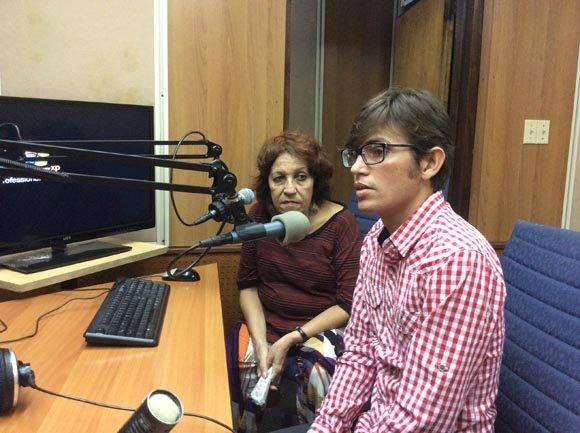 Yuris Nórido, periodista y crítico: Foto: María del Carmen Ramón/ Cubadebate.