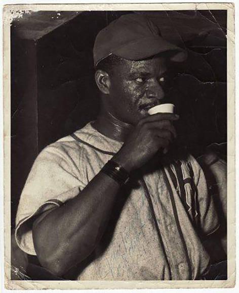 Sudoroso después de un corring (Enero 28, 1950)