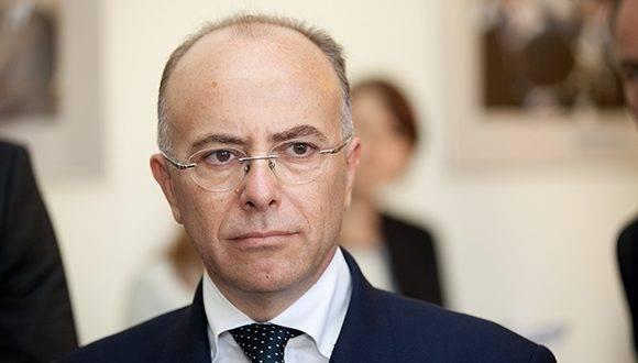 El Ministro de Interior francés. Foto: EurActiv.com.
