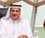 Bin Saeed Al Mansouri, Ministro de Economía de los Emiratos Árabes Unidos (EAU). Foto: Linkedin.