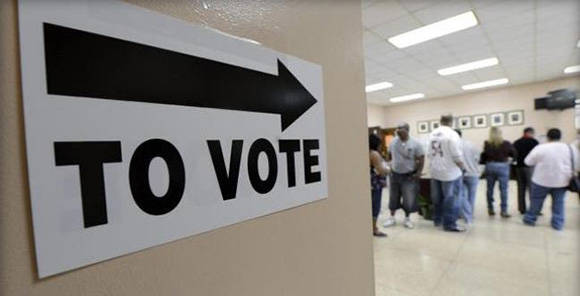 Historia de elecciones en EE.UU. con bajos índices de participación