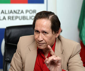 Carlos Canales. Foto: La Prensa.