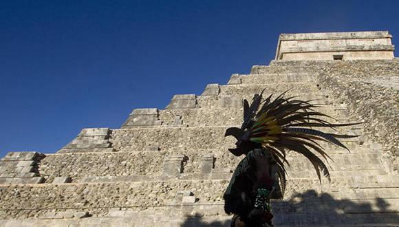 Arqueólogos mexicanos encontraron una estructura dentro de la principal, que data de los años 550-800. El hallazgo brinda nueva información sobre las culturas prehispánicas de América Latina.