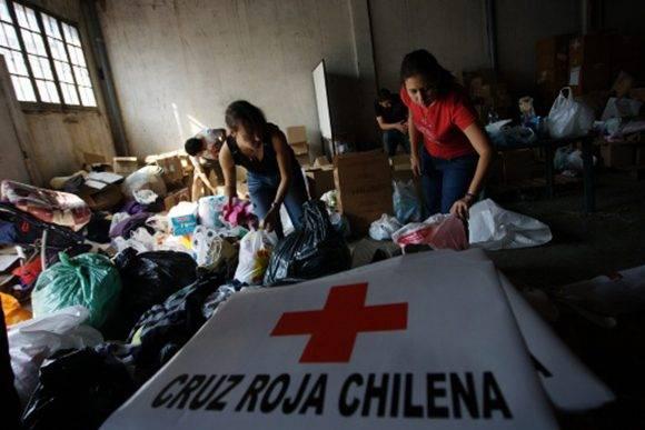 En esa misma zona ocurrió el epicentro del terremoto de 8,8 grados que devastó varias regiones del centro y sur de Chile en 2010. Foto: EFE.