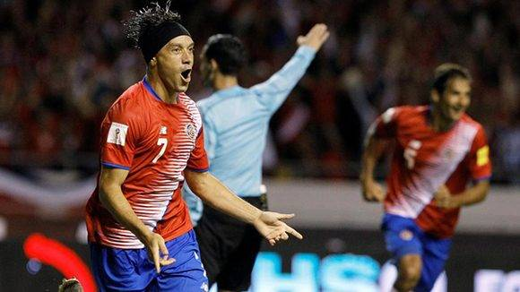 Costa Rica sorprendió con su holgada victoria ante EEUU. Foto tomada de Marca.