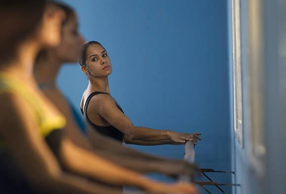 Misty Copeland, primera bailarina afroamericana del American Ballet Theatre. Foto: Ladyrene Pérez/ Cubadebate.