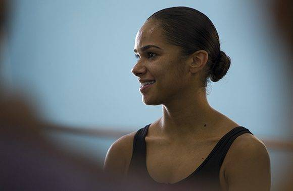 Copeland figura como la primera mujer afroamericana promovida a bailarina principal en la historia del ABT. Foto: Ladyrene Pérez/ Cubadebate.