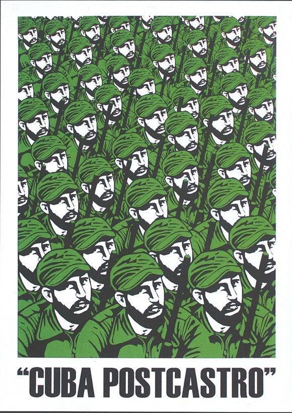 Cartel de Arístides Hernández (Ares)