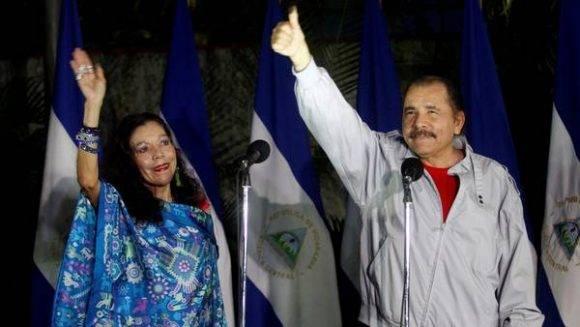 Reelecto Daniel Ortega como Presidente de Nicaragua