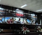 Directivos de la Federación Internacional de Baloncesto FIBA visitan La Habana. Foto. Cinthya García Casañas/ Cubadebate.