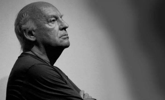El escritor uruguayo Eduardo Galeano. Foto tomada de La Tercera.