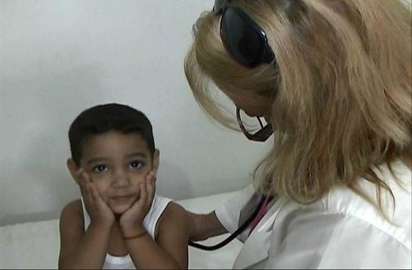 El 40 por ciento de quienes demandan atención hospitalaria, lo hacen por enfermedades respiratorias entre ellas las causadas por el neumococo. Foto: Ismary Barcia/ Periódico 5 de Septiembre.