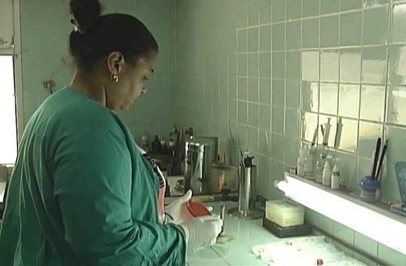 El Hospital Pediátrico cienfueguero es centro centinela del proyecto. Foto: Ismary Barcia/ Periódico 5 de Septiembre.