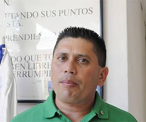 Erick Cabezas. Foto: Archivo.