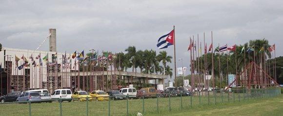 FIHAV sansumg en Cuba 1