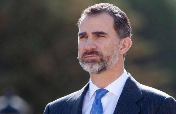 El rey Felipe VI. Foto tomada de El Mundo Today.