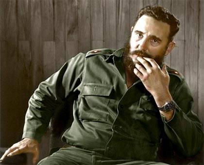 Fidel Castro y la represión contra los intelectuales