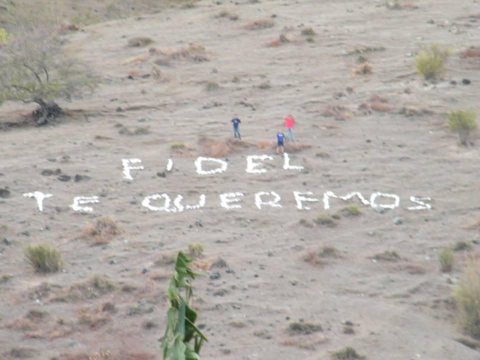 Foto tomada del perfil en Facebook de Armando Franco Senén.