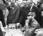 Fidel y ajedrez