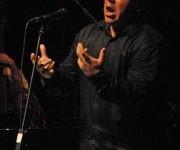 """""""Es una catarata de sensibilidad, de pasión"""" –dijo el tenor Yuri Hernández. Foto: Ahora."""