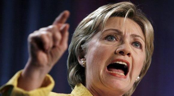 Hillary Clinton. Foto tomada de Downtrend.