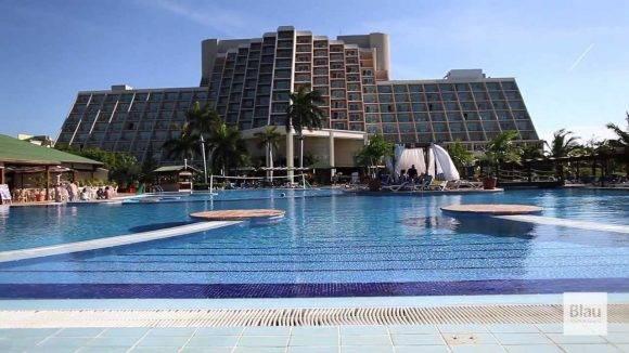 Hotel Blau Varadero. Foto: YouTube.