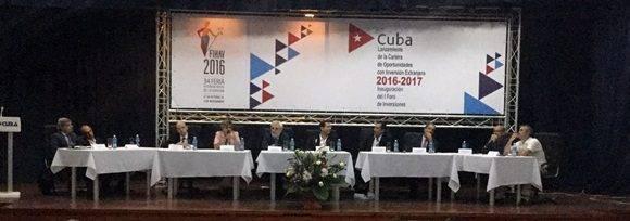 Reconocidas firmas como Nestlé, Havana Club Internacional e Iberoestar compartieron sus opiniones al respecto durante la clausura del primer Foro de Negocios celebrado en el marco de la 34 Feria Internacional de La Habana.
